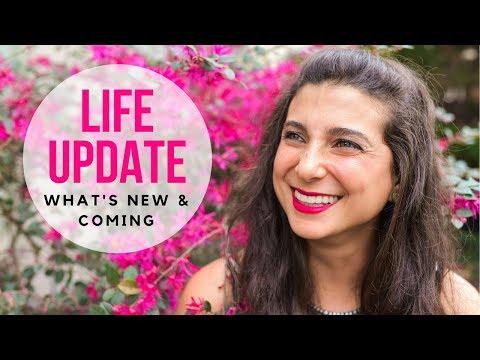 LIFE UPDATE   (App Launch, Juice Challenge, & Birthday in Morocco)