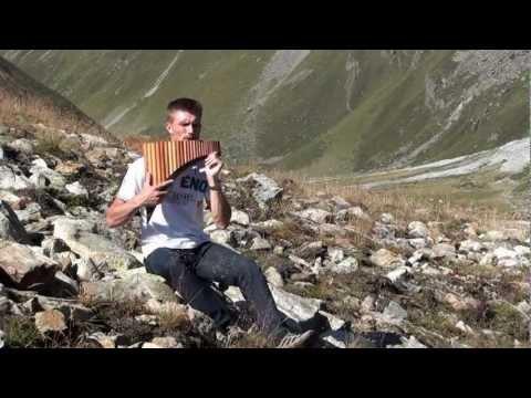 Amazing Grace - O Gnade Gottes wunderbar | David Döring - Panflöte | Flauta de Pan | Pan flute