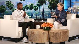 Jamie Foxx on Working with Kanye West