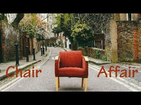A Chair Affair _ Project for the Homeless of Philly