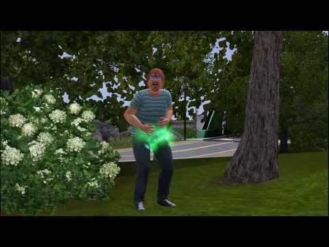 Male Pregnancy and Alien Babies (The Sims 3 Seasons)