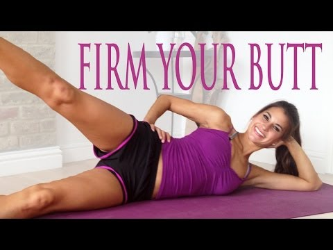 Prenatal Workout for Toned Glutes and Thighs