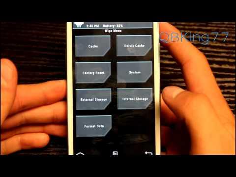 How to Install Sprint Touchwiz Jelly Bean LIF Leak on Samsung Galaxy S III