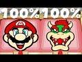Super Mario Party All Skill Minigames