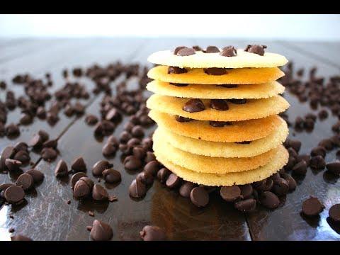 Thin Crispy Chocolate Chip Cookies Recipe