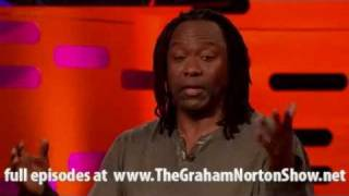 The Graham Norton Show Se 10 Ep 13, February 3, 2012 Part 2 of 5