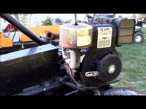 Quadractor Update #1 (Engine Assessment)