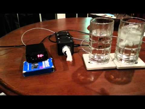 Automatic Temp Controller for UDS Smoker - Part 1