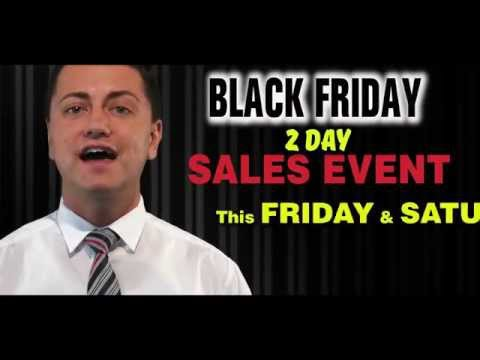 Flemington Ford Black Friday Sales Event