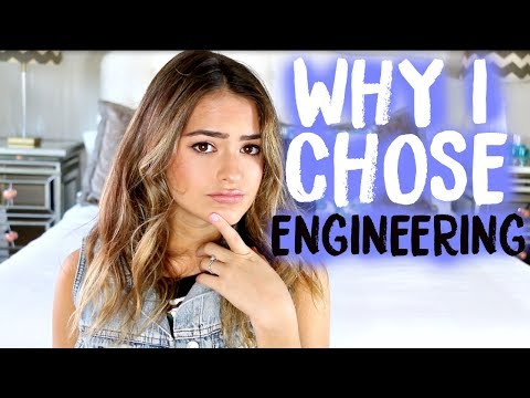 WHY I CHOSE ENGINEERING + HOW TO CHOOSE YOUR MAJOR | Natalie Barbu