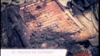 """Reportaje Exclusivo """"cuarto Poder"""" - El Tesoro De Huarmey"""