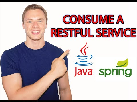 Consume a RESTful Web Service in Java Spring Boot | REST API Client
