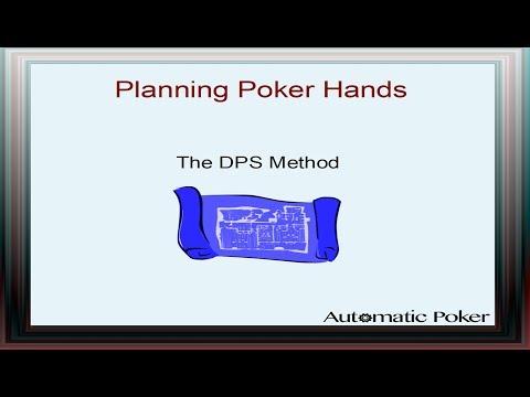 Planning Poker Hands: The DPS Method