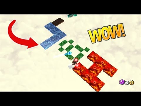 Super Mario Galaxy - J&H Themed Level (kinda)