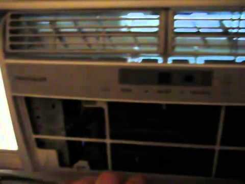 Cleaning The Inside Of My Frigidaire Air Conditioner