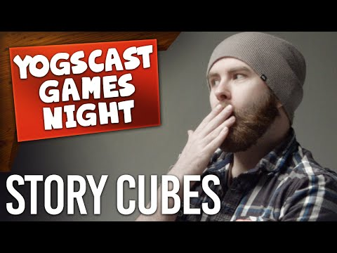 GAMES NIGHT - Rory's Story Cubes: Gangsters