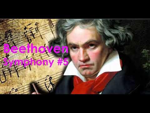 Beethoven Symphony #5 Third Movement