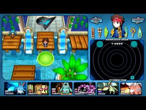 Pokemon S/W2 - #50 - [Randomizer Nuzlocke]: Der achte Arenaleiter