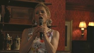 Linda performs Elton John's 'Candle in the Wind' - EastEnders - BBC One