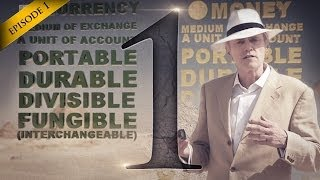 Money vs Currency - Hidden Secrets Of Money Episode 1 - Mike Maloney