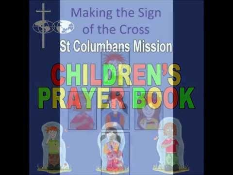 Columban - Making the Sign of the Cross
