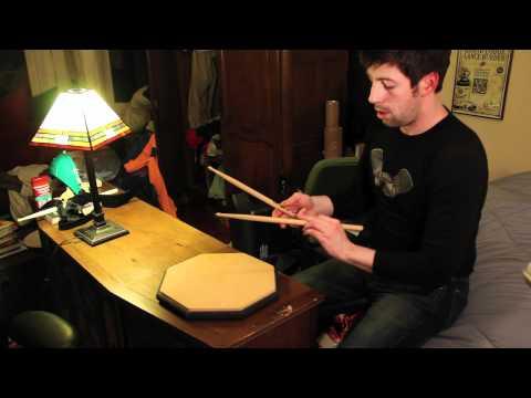 Drum Lessons: Traditional Grip Technique