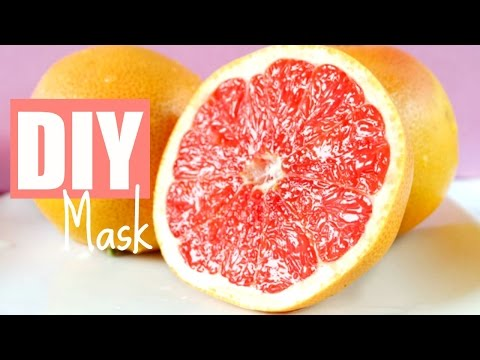 DIY Face Mask for Bright & Clear Skin!