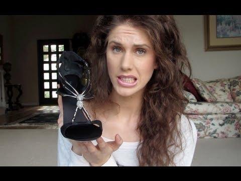 How To Make Killer High Heels Comfortable!! Cassandra Bankson