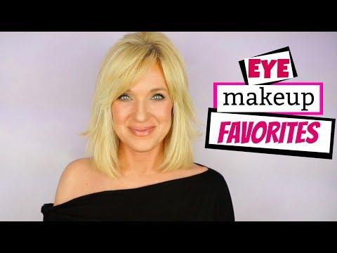 Makeup FAVORITES for EYES!