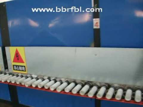 RUIFENG glass mosaic production line
