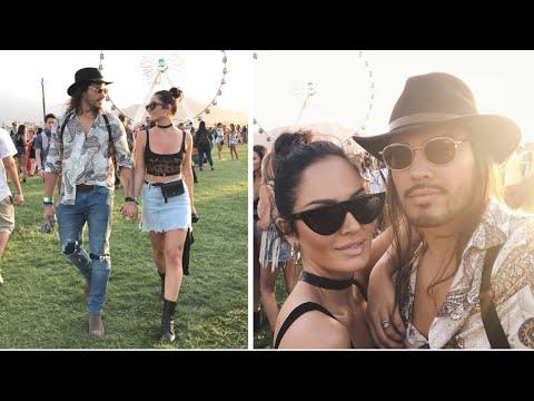 Seba y Chloe: Our 1st Festival as Husband & Wife! Coachella 2018 Vlog