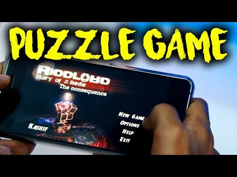 PUZZLE GAME: RIDDLORD THE CONSEQUENCE