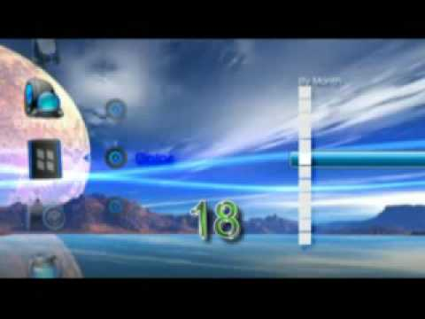 how to make & instal 30 highres backgrounds behind xmb wave at theme color on psp fat or slim PART 1