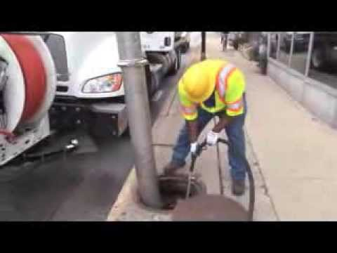 Storm Drain Clean Outs