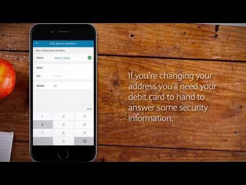 How to change your personal details   Barclays Mobile Banking app