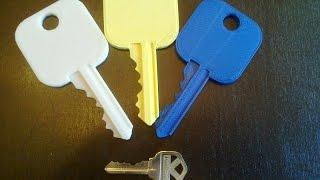 #x202b;أسهل طريقة لصنع نسخة من المفاتيح منزلياً#x202c;lrm;