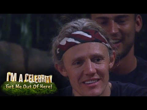 Jimmy And Jake's New Bromance | I'm A Celebrity...Get Me Out Of Here!