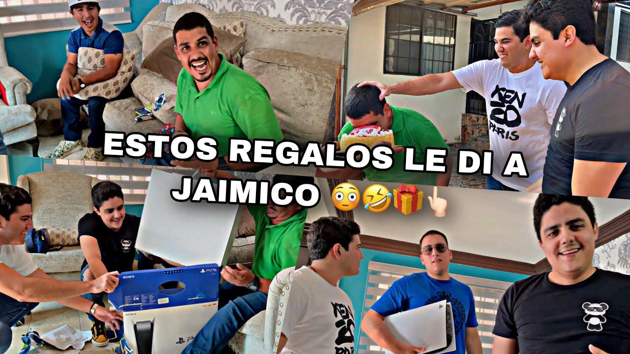 SORPRENDI A JAIMICO CON ESTOS REGALOS POR SU CUMPLEAÑOS   EN COMPAÑÍA DE LOS TOYS   MARKITOS TOYS®️