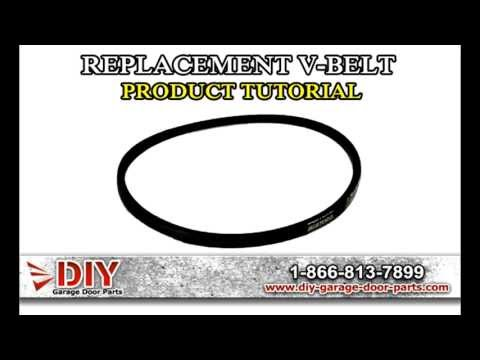 Replacement V-Belt