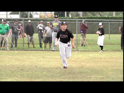 Joel Enriquez Sprint Nation Baseball Scout 2016