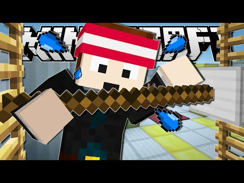 Minecraft | COMPLETE GYM WORKOUT!! | Custom Command