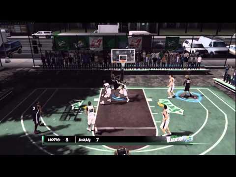 NBA 2K12 - 5v5 Blacktop - Episode #2 - Whoop!