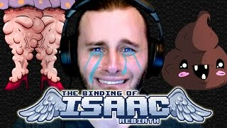 The Binding of Isaac Rebirth   AFTERBIRTH HYPE!!