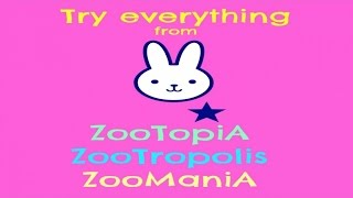 Gazelle - Try everthing - From Zootopia, Zootropolis, Zoomania