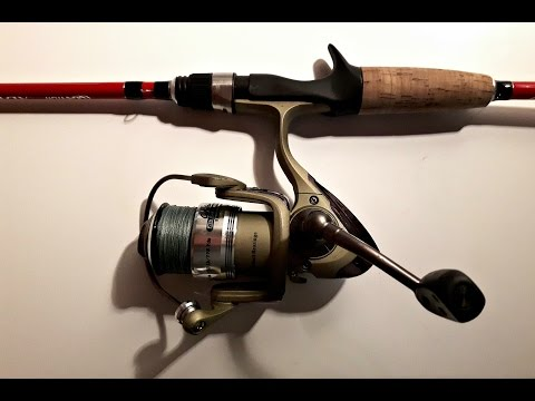 Why You Don't Use a Spinning Reel on a Casting Rod