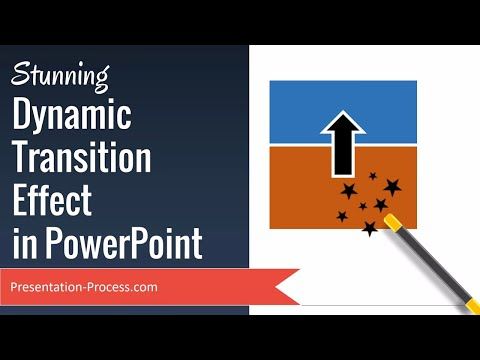 Stunning Dynamic Transition Effect in PowerPoint
