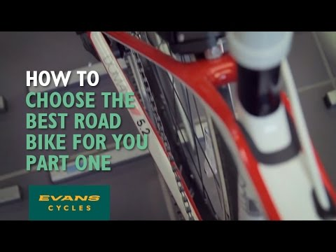 How to choose the best road bike for you - Part 1