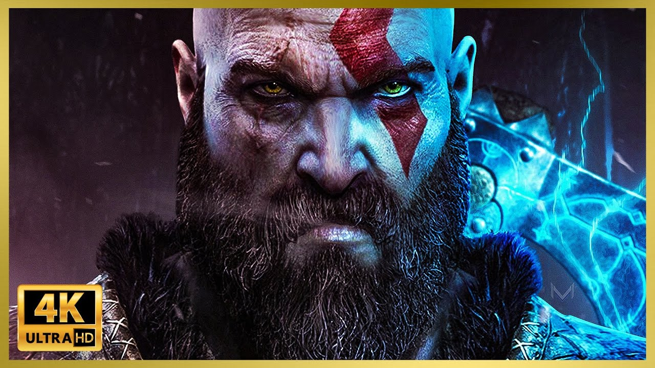 ► GOD OF WAR Video Game Movie (2020) 4K ULTRA HD