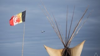 Standing Rock's Technology War To Get The Truth Out