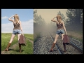 Photoshop Compositing Tutorial Waiting